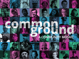 Common Ground: A Community Mosaic – Musical Mosaic Edition